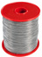 Sealing wire coil, galvanized, 1 kg = about 400 meters